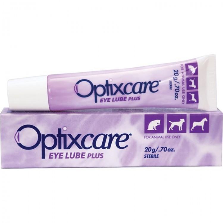 Optixcare EYE LUBE PLUS, 20 g