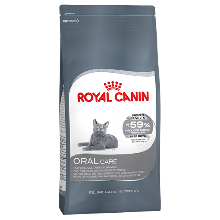 Royal Canin Feline Oral Care 8 Kg