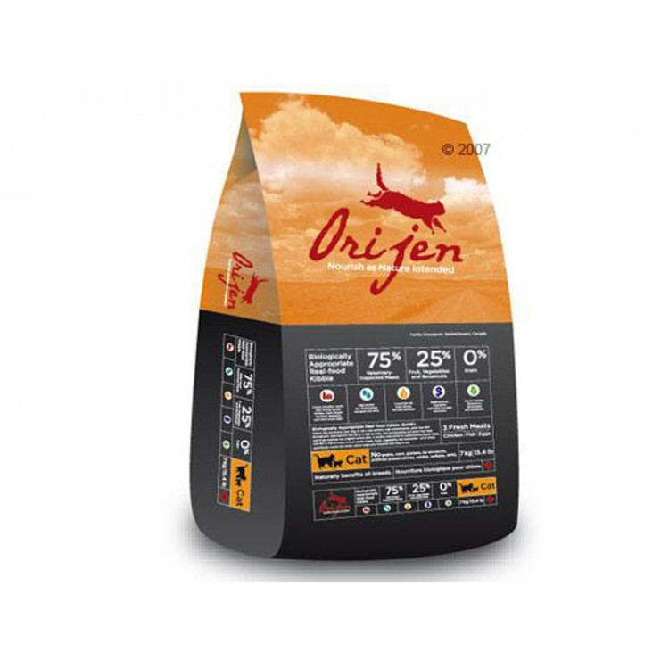 Orijen Cat Adult 7 kg - PetMart Pet Shop Online