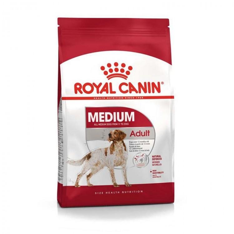 Royal Canin Medium Adult (+7)