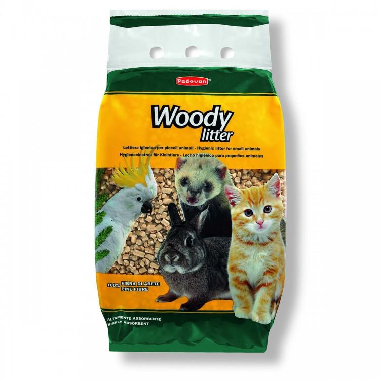 Woody Litter 10 L