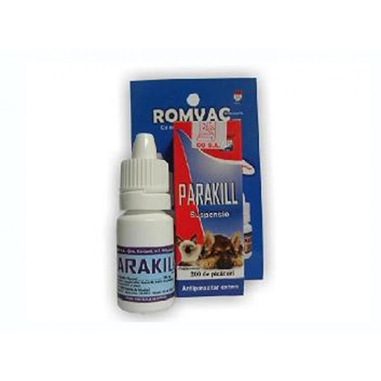 Parakill 10 ml - PetMart Pet Shop Online