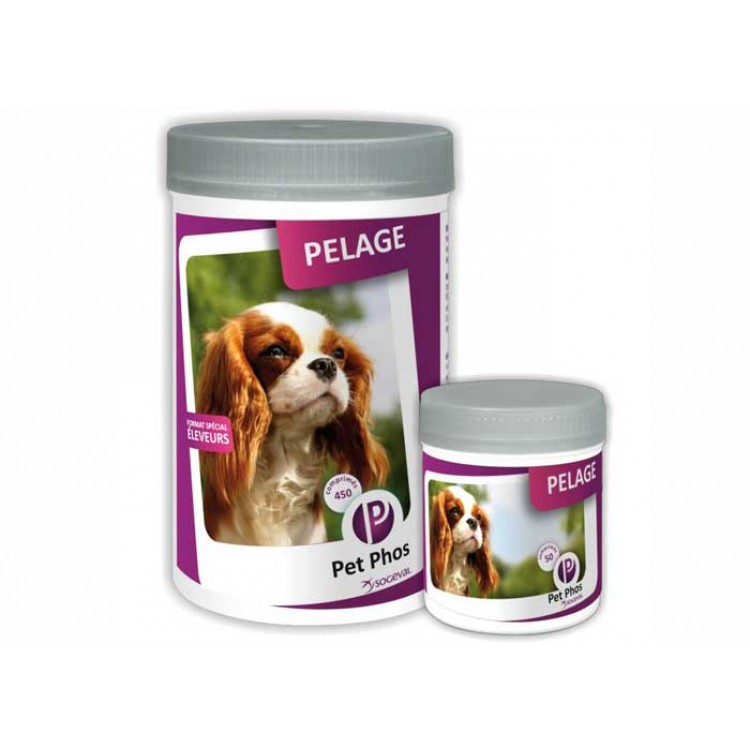 Pet Phos Canin Special Pelage 50 tablete