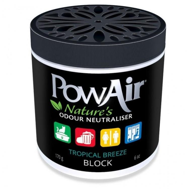 PowAir Block, Tropical Breeze, 170g