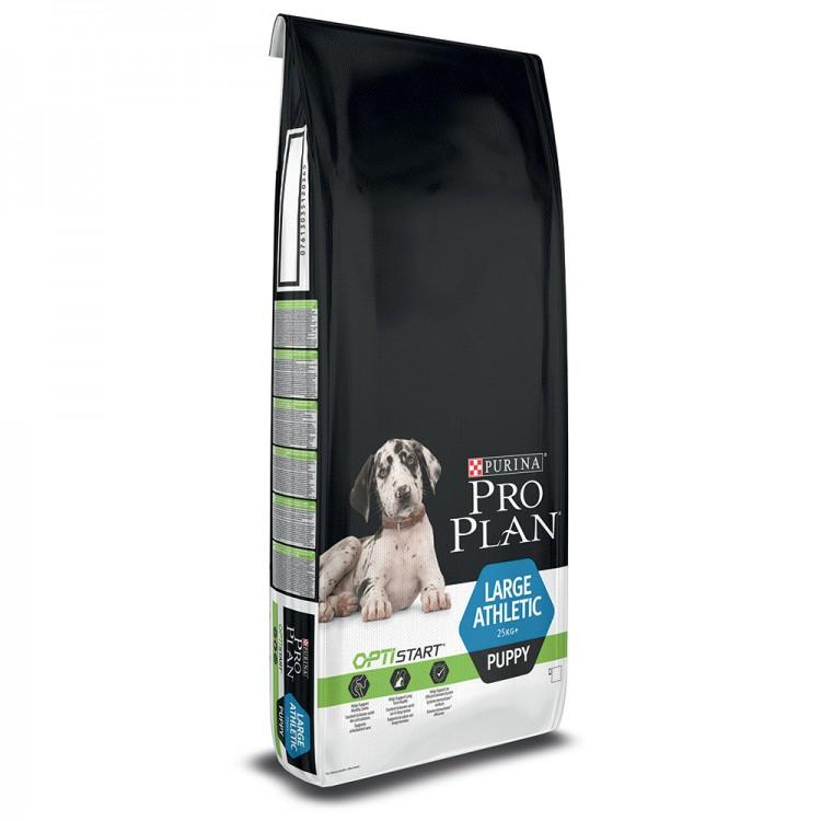Pro Plan Puppy Large Athletic (pui,orez) 1