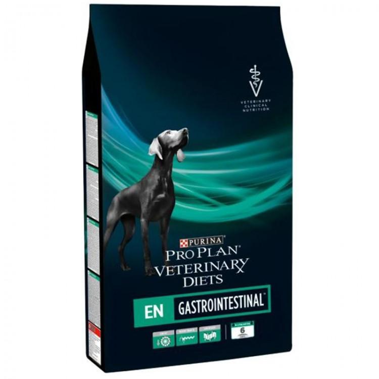 Purina Veterinary Diets Dog EN, Gastrointestinal la pret mic cuppyvet