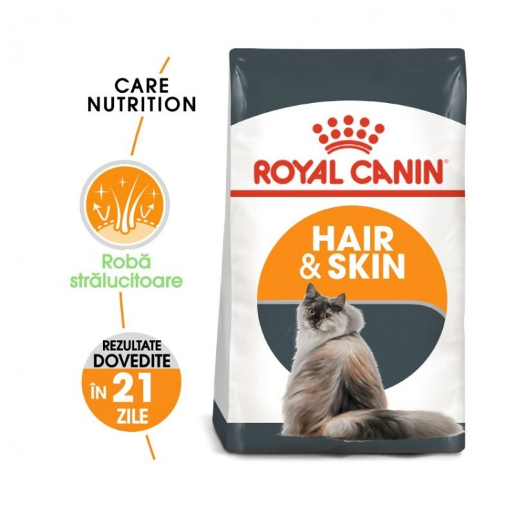 Royal Canin Feline Hair & Skin Care