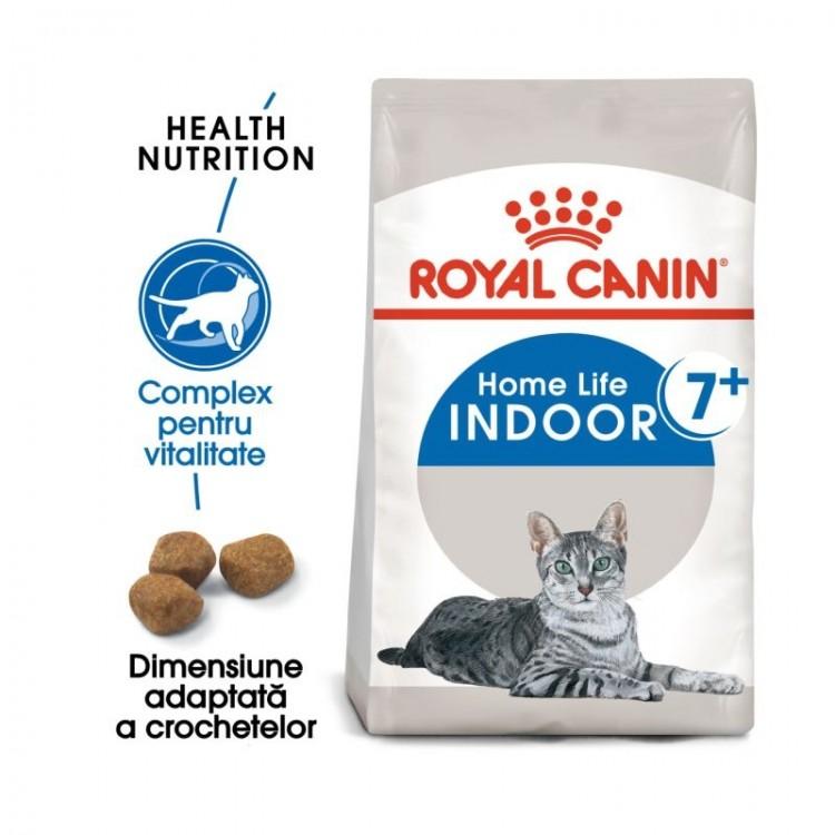 Royal Canin Feline Indoor (+7)