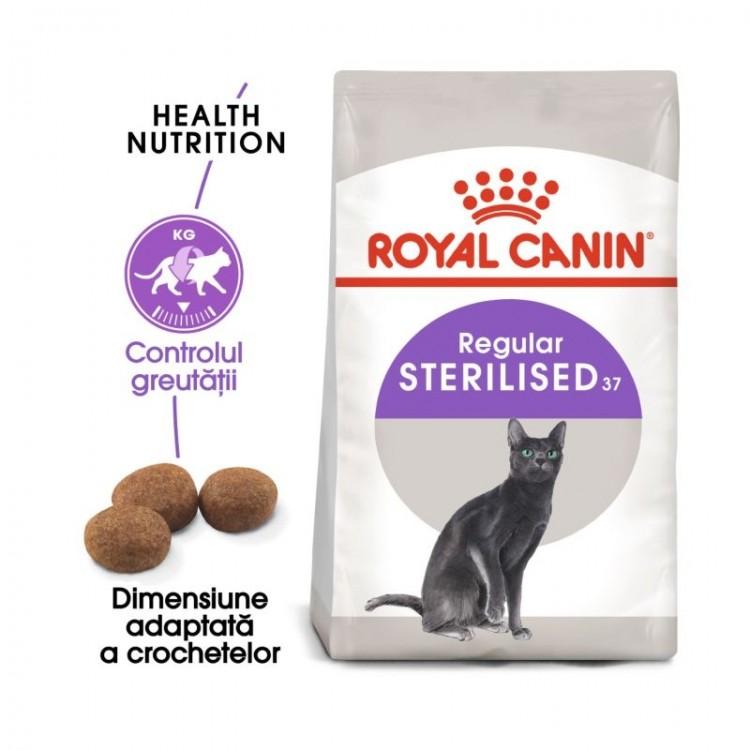 Royal Canin Feline Sterilised 37