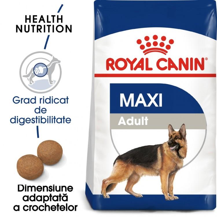 Royal Canin Maxi Adult, 4 kg - sac
