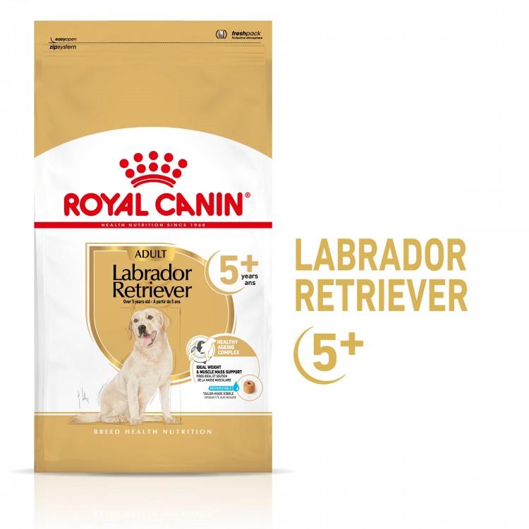 Royal Canin Labrador Adult 5+ hrana uscata caine, 12 kg