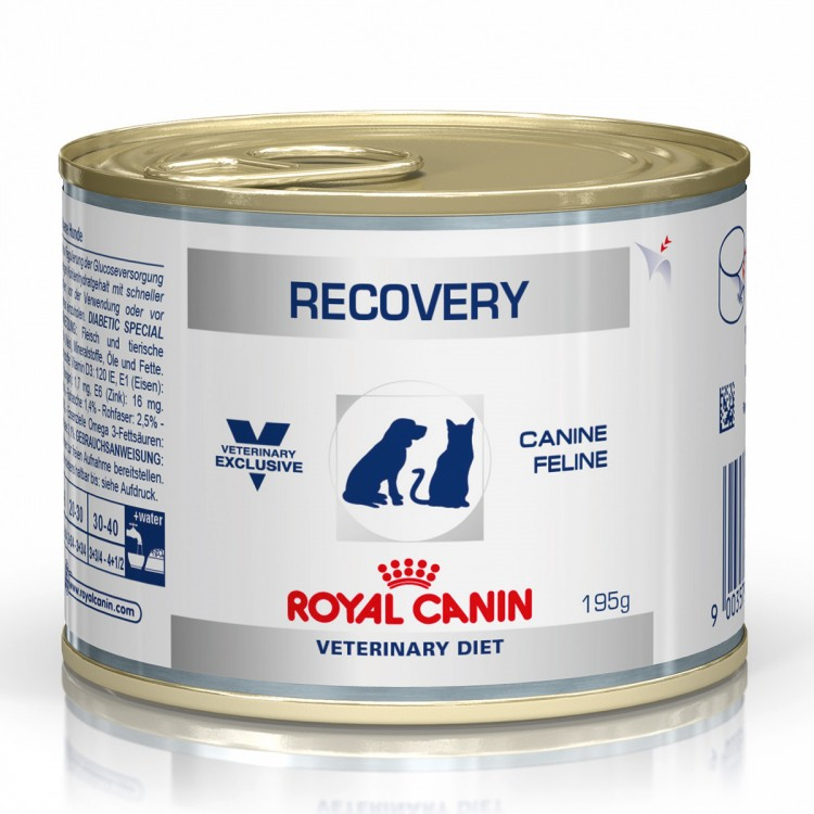 Royal Canin Recovery Dog & Cat 195g