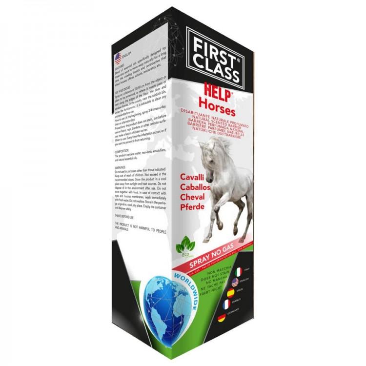 Repelent spray pentru cai, 1 L