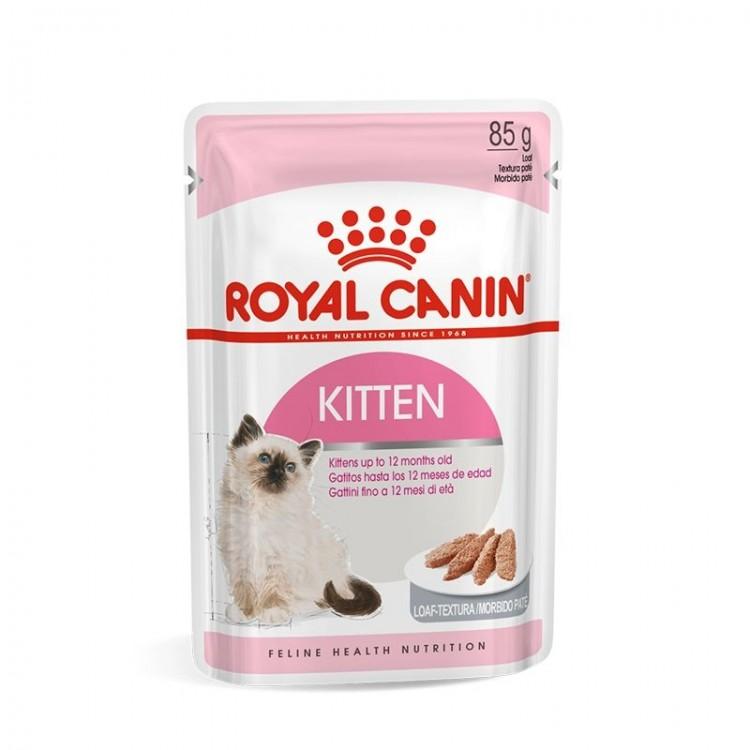 Royal Canin Kitten in Jelly 12 plicuri x 85 g