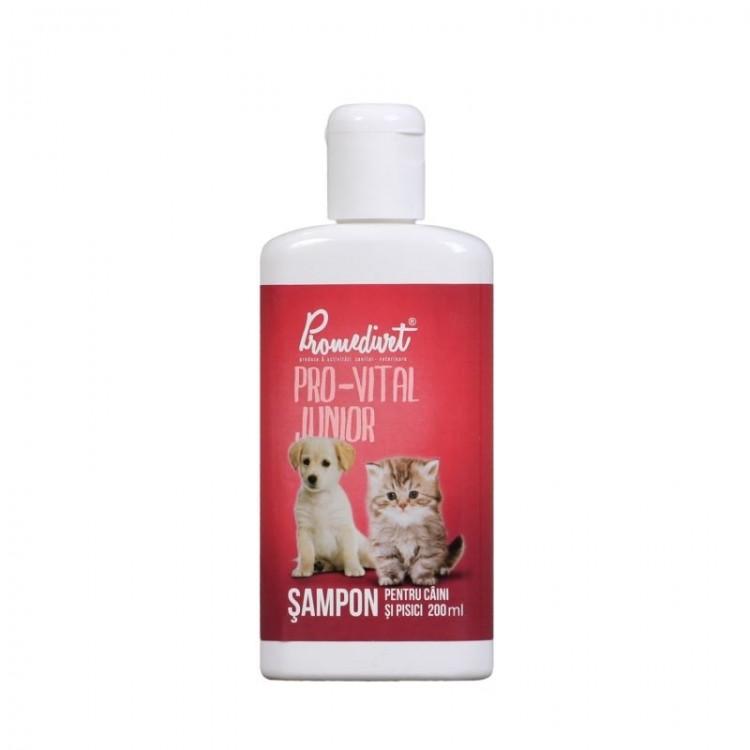 Sampon Pro Vital Junior, caini si pisici, 200 ml