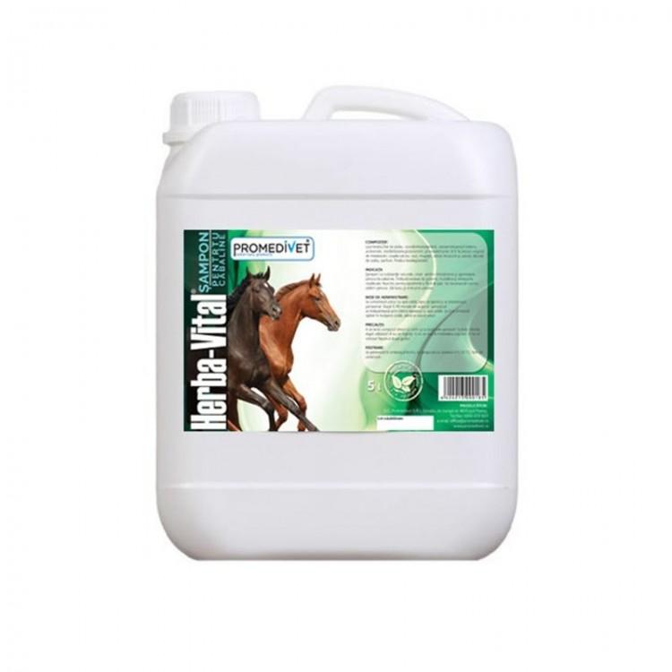 Sampon pentru cai Herba Vital 1 litru