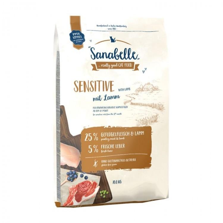 Sanabelle Sensitive Miel 10 kg