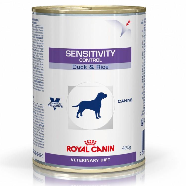Royal Canin Sensitivity Control Rata si Orez 420 g