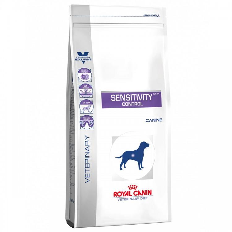 Royal Canin Sensitivity Control Dog 1,5 kg