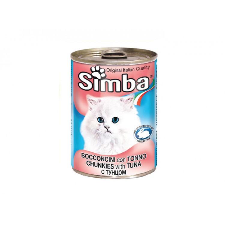 Simba Pisica Conserva Ton 415 g