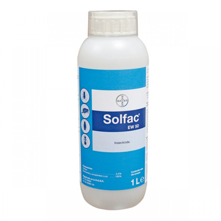 Solfac EW50 1 L