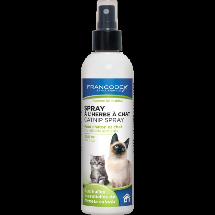Spray Francodex Catnip 200 ml