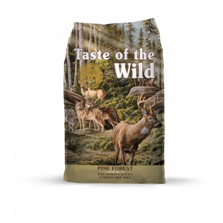 Taste of the Wild Pine Forest - 12.2 Kg
