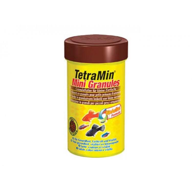 TETRAMIN MINI GRANULE 100ml
