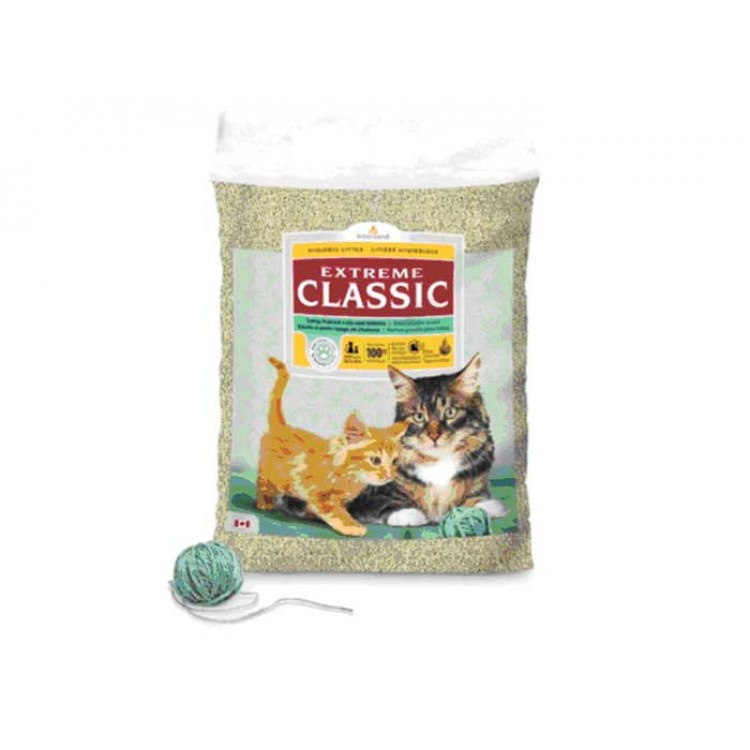 Nisip Igienic Extreme Classic Kitten&Long Hair 12 l