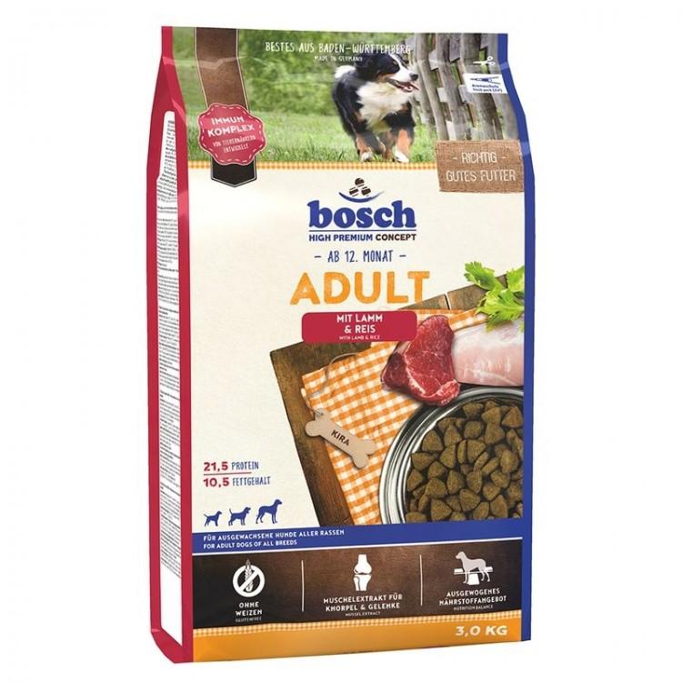 Bosch Adult Miel si Orez 3 kg