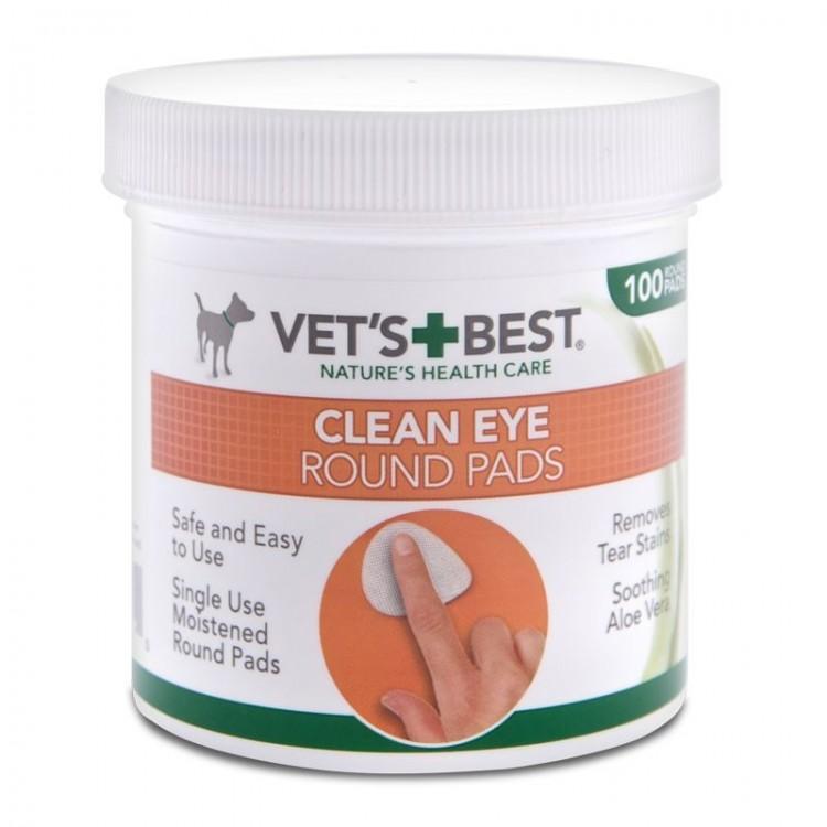 Vet's Best Eye Wipes, 100 bucati