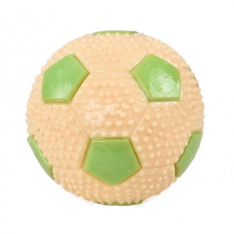 Jucarie minge din cauciuc termoplastic, Mon Petit Ami, 9 cm