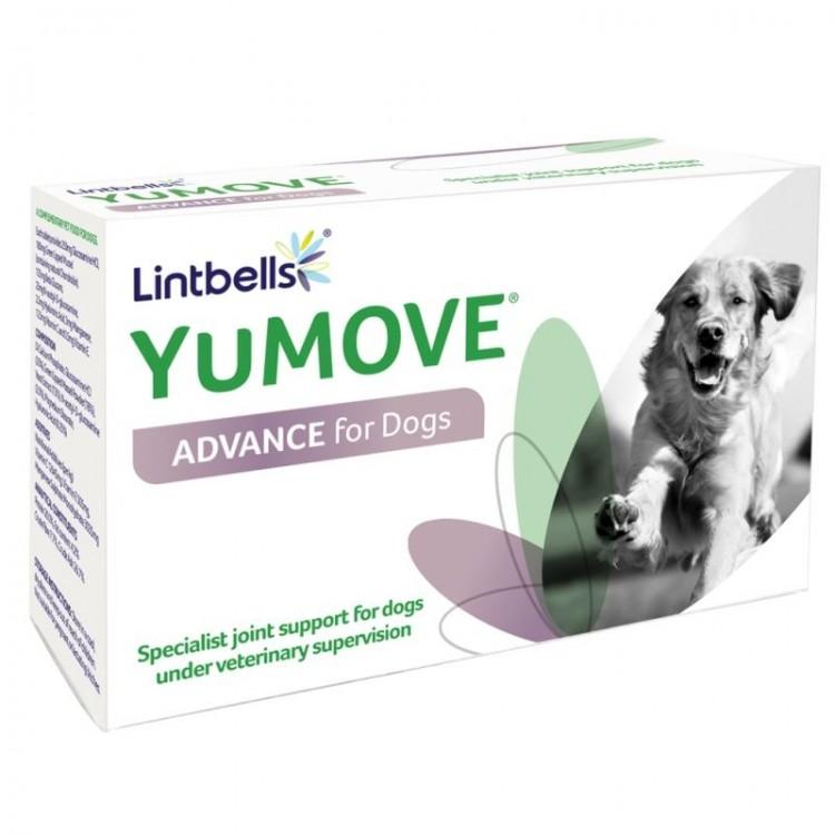 YuMOVE Advance for Dogs, 60 tablete