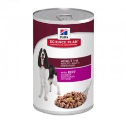 Hill's SP Adult hrana pentru caini cu vita 370 g