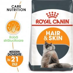 Royal Canin Hair&Skin Care Adult hrana uscata pisica, piele si blana