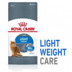 Royal Canin Light Weight Care Adult  hrana uscata pisica, limitarea greutatii