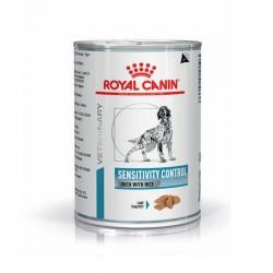 Royal Canin Sensitivity Control Rata si Orez, 420 g