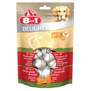 8 in 1 Delights Value Bag XS