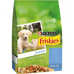 Friskies Dog Junior