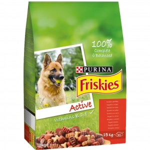 Friskies Dog Adult Active