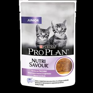 PRO PLAN Cat, Junior Terrine with Turkey, 85 g