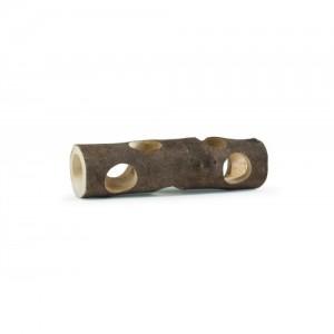 Trunchi gaurit pentru rozatoare, Beeztees, 20 cm