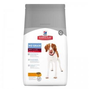 Hill's SP Adult No Grain hrana pentru caini cu pui 2 kg