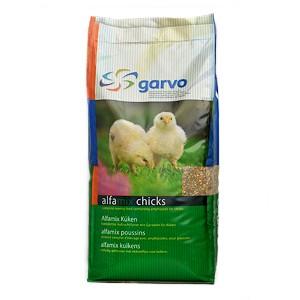 GARVO HRANA GAINI PREMIUM ALFAMIX CHICKS, 12.5 kg