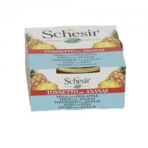 Schesir Fruit, Ton si Ananas, 75 g