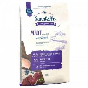 Hrana uscata pisici, Sanabelle Adult cu strut, 10 kg
