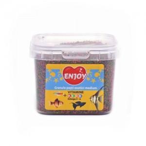 Hrana pesti exotici medium, Enjoy, 98 g