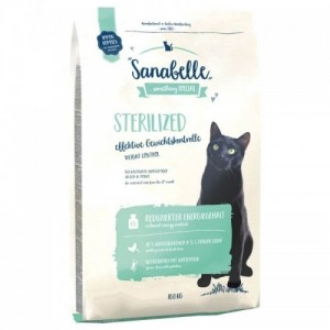 Hrana uscata pisici sterilizate, Sanabelle Sterilised, 10 kg