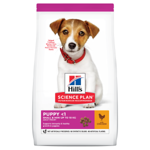 Hill's SP Puppy Small and Miniature hrana pentru caini cu pui