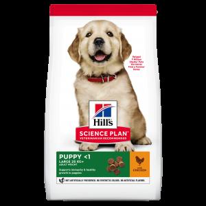 Hill's SP Puppy Large Breed hrana pentru caini cu pui